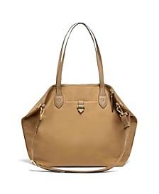 Plume Avenue Travel Tote Bag