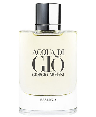 Giorgio Armani Acqua Di Gio Essenza Fragrance Collection