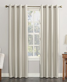 "Saxon 54"" x 63"" Blackout Curtain Panel"