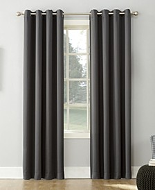 "Saxon 54"" x 95"" Blackout Curtain Panel"