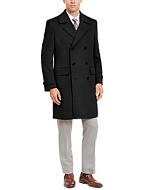 Men's Classic-Fit Double Breasted Lumber Peacoat