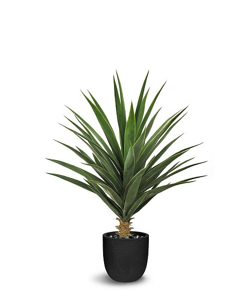 "Le Present Artificial Yucca 35.5"""