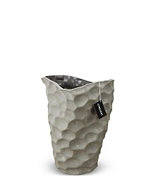 Honeycomb Ceramic Vase 13""
