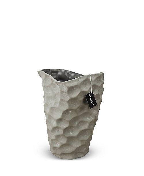 "Le Present Honeycomb Ceramic Vase 13"""