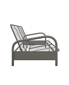 Kaley Metal Futon Frame