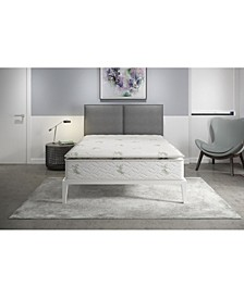 """EveryRoom Vida 13"""" Independently Encased Coil Pillow Top Mattress, King Size"""