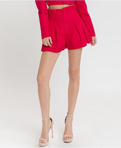 endless rose Poplin Shorts