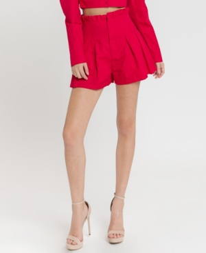 Endless Rose Shorts POPLIN SHORTS