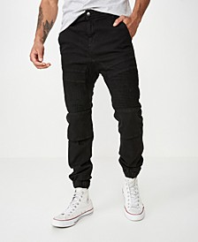 Slim Denim Jogger