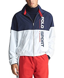 Polo Ralph Lauren Men's  Polo Sport Freestyle Lined Jacket
