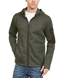 Men's Reids Rock Honeycomb Fleece Full-Zip Hoodie