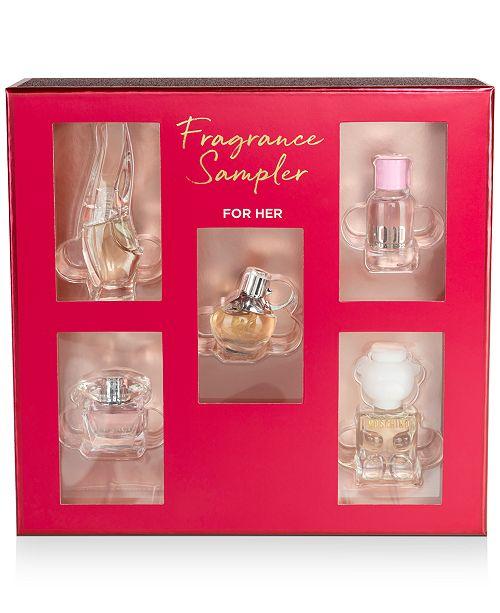 Created For Macy's 5-Pc. Fragrance Sampler Set For Her