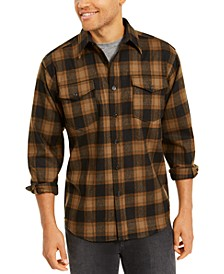 Men's Buffalo Check Guide Shirt