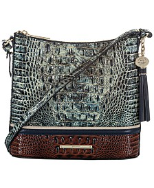 Brahmin Katie Eastwood Leather Crossbody