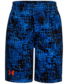 Little Boys Trileido Boost Printed Shorts