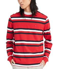 Tommy Hilfiger Men's Wooster Stripe T-Shirt