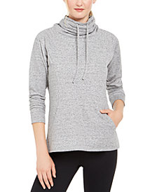 32 Degrees Funnel-Neck Top