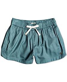 Little & Big Girls Una Mattina Shorts