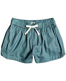 Roxy Little & Big Girls Una Mattina Shorts