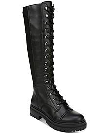 Gwen Combat Boots