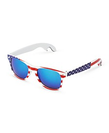 Americana Bottle Opener Sunglasses