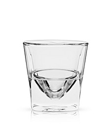 Glacier Double Walled Chilling Whiskey Glass
