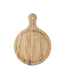 Acacia Wood Artisan Cheese Paddle M