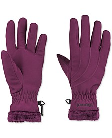 Women's Fuzzy Wuzzy Water-Resistant Gloves