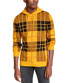 Men's Tartan Hoodie, Created For Macy's