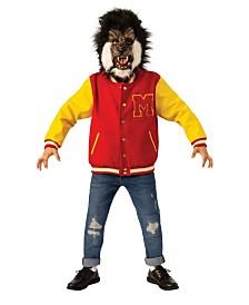 "BuySeasons Boy's Child Michael Jackson Thriller ""Werewolf"" Jacket and Mask Set"