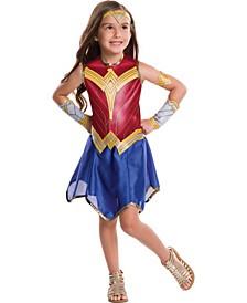 Big Girl's Wonder Woman Child Costume