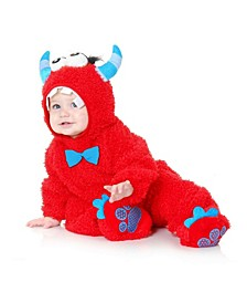 Little Monster Madness Big Child Costume