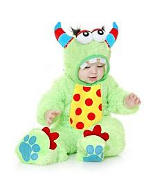 BuySeasons Little Monster Madness - Infant-Toddler Child Lime