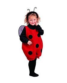 Little Ladybug - Big Child Costume