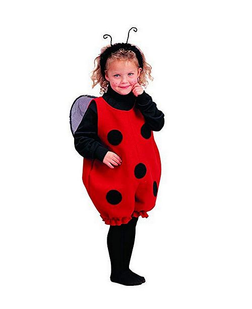 BuySeasons Little Ladybug - Infant-Toddler Costume