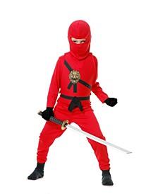 Big Boys and Girls Ninja Avenger Series 1 Child Costume