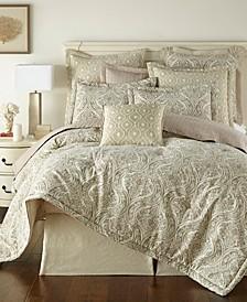 Thread and Weave Aberdeen 3-Piece Comforter Set - California King