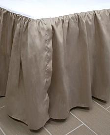 Thread and Weave Bristol Bedskirt