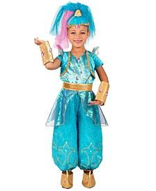 BuySeasons Girl's Shimmer and Shine - Girl's Shine Child Costume