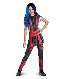 Big Girl's Descendants 3 - Evie Classic Child Costume