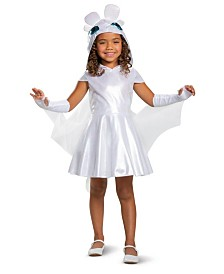 BuySeasons How To Train Your Dragon Light Fury Classic Toddler Costume