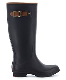 Women's City Solid Tall Rain Boot