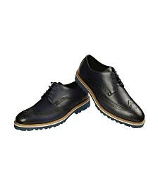 Men's Brogue Shoe with Comfort Sole for Men
