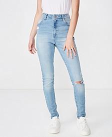 High Skinny Jean