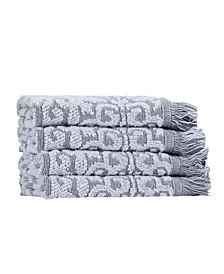 Panache Washcloths 4-Pc. Set
