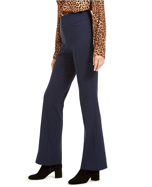 best supplier professional sale shades of INC High-Waist Curvy-Fit Bootcut Pants, Created for Macy's