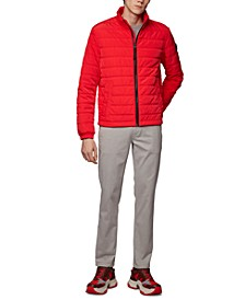 BOSS Men's Owest-D Regular-Fit Jacket