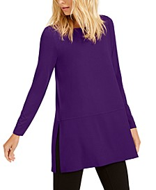 Boat-Neck Tunic, Created For Macy's Top, Created For Macy's