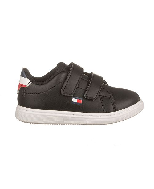 Tommy Hilfiger Toddler Unisex Iconic Court Alt Sneakers