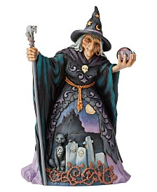 Enesco Witch with Crystal Ball